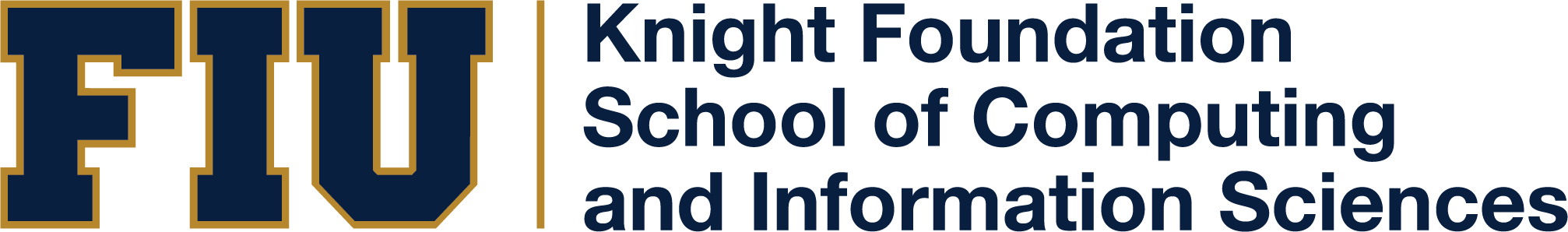 Knight Foundation School of Computing and Information Sciences logo
